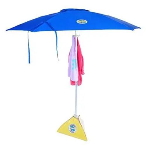 beachbub all in one beach umbrella
