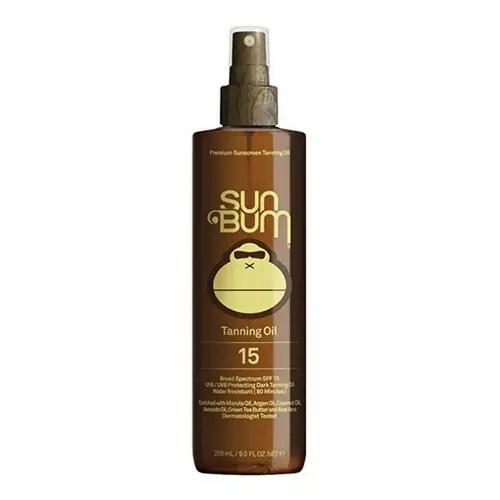 Sun Bum Tanning Oil with SPF 15