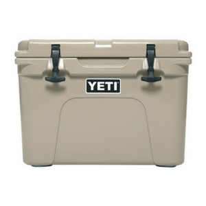 Yeti Tundra 35 Tan Cooler