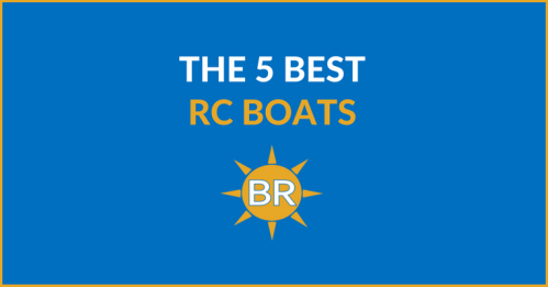 Best RC Boats Under 100