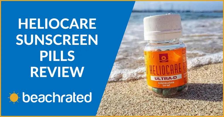 Heliocare Sunscreen Pills Review