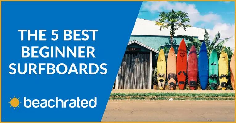 Best Beginner Surfboards