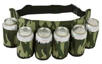 Camo Beer Belt