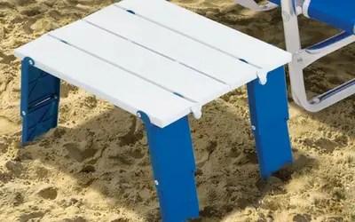 Foldable Beach Table