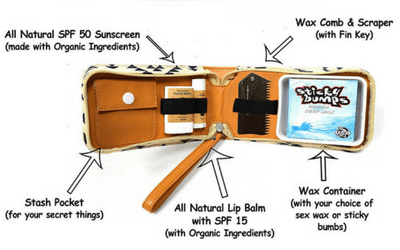 Portable Surfer Tool Kit