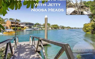 Holiday Rental – Coastal Luxe – Noosa Heads