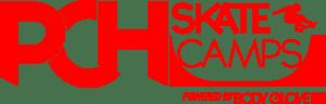 PCH SKate Camps Logo