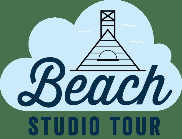 Beach Studio Tour Logo