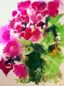 MarthaBlooms - original watercolour