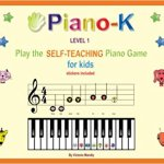 Piano-K Play the Self-Teaching Piano Game