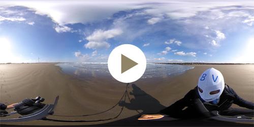 波崎海水浴場VR動画東側