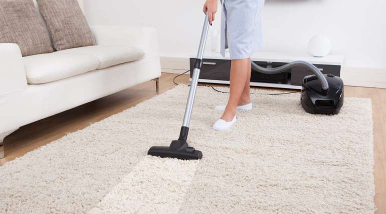 How to Clean Your Rugs at Home