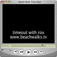 Watch Beach Walks with Rox - Timeout