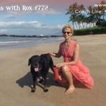 Beach Walk 772 – Take a Kid to Work? Nah!