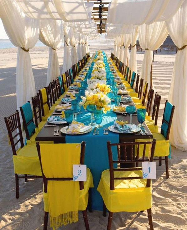 Our 2 Cents Add Some Color Wedding Colors Turquoise