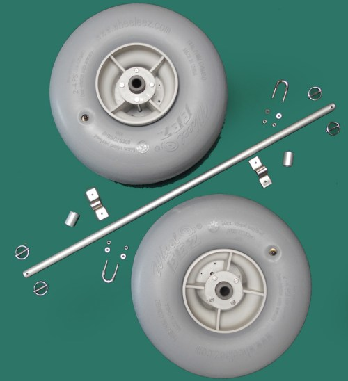 Wheel Axle Kits Archives - Beachwheels Australia