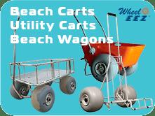 WheelEEZ® Beach Carts