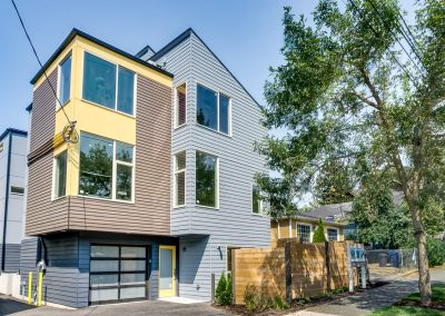 Judkins Park New Construction Townhomes