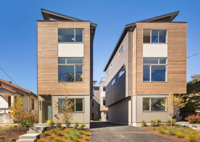 Licton Springs New Construction Townhomes
