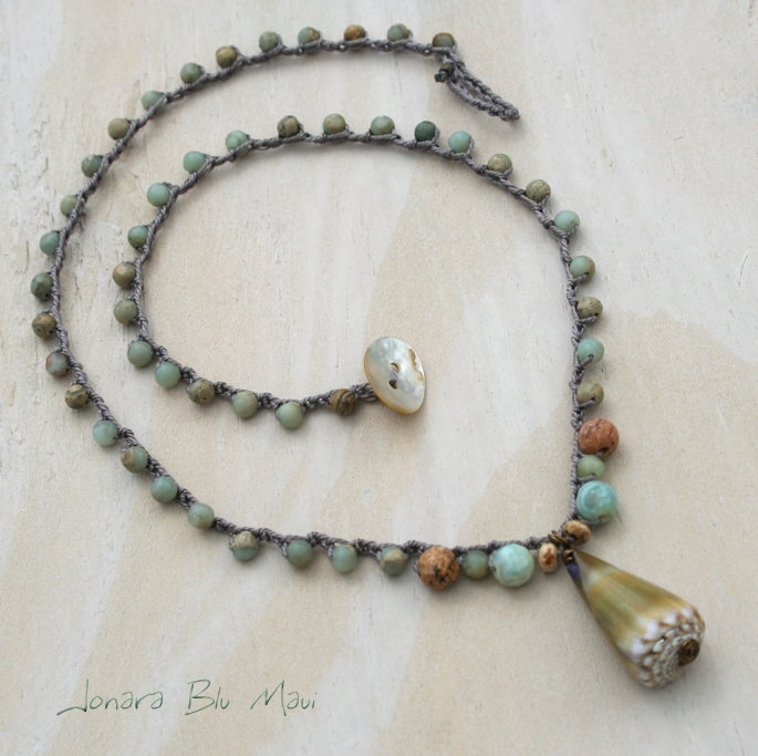 Beachy Boho Jewelry By Jonara Blu Maui Beach Inspired