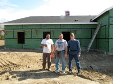 10/18/11 Crew: Dave, Terry, & Brian