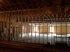 12/23 View of fellowship hall from auditorium