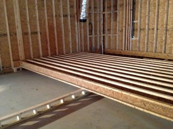 12/23 Beams for staging