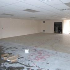 5/2/12 Fellowship hall tile