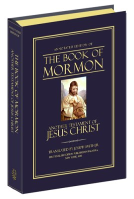 The Annotated Edition of The Book of Mormon David Hocking