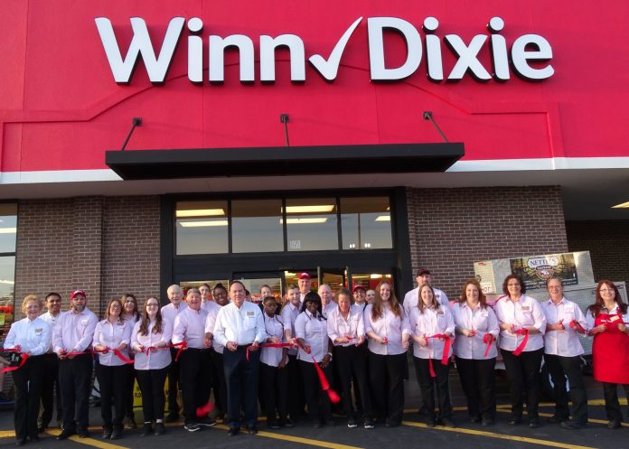 Winn-Dixie unveils newly remodeled store
