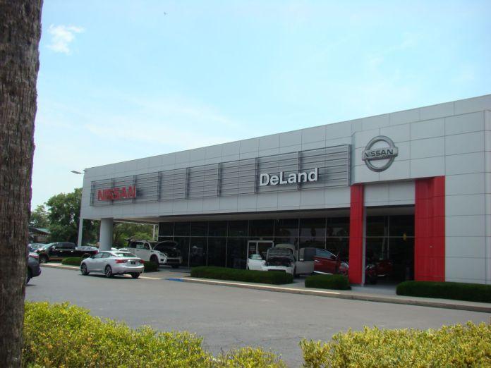 DeLand Nissan completes expansion