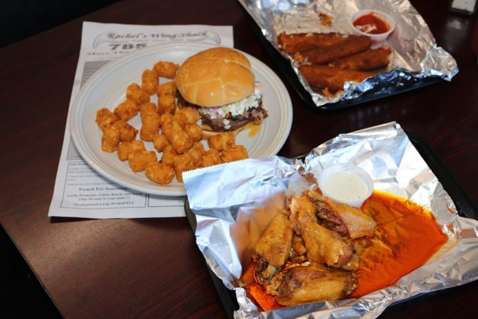 Foodie File: Raved-about wings at Rachel's Wing Shack