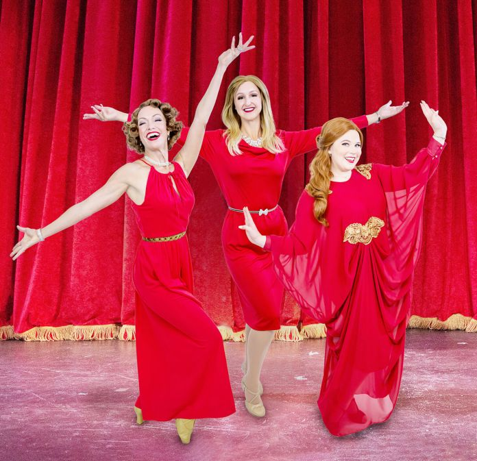 Arts & Entertainment: Big music, big hats, big talent: Jerry's Girls at the Athens Theatre