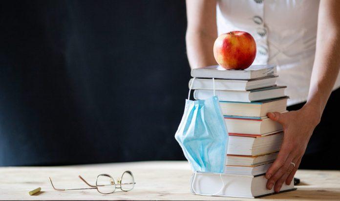 <p>School supplies for the COVID-19 age</p><p>Melinda Nagy - stock.adobe.com</p>