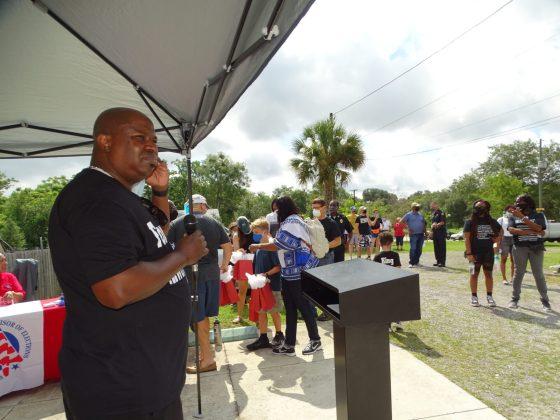 <p><p>Juneteenth celebration organizer Oliver King.</p></p><p></p>