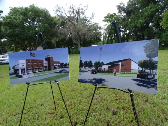 <p><p>Artist renderings of the two new sites.</p></p><p></p>