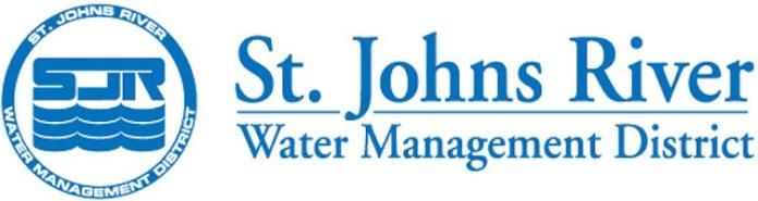 St. John's River Water Management District logo