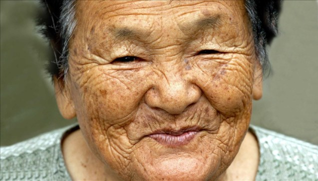 100 Year Old Japanese