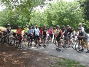 Riding Group from July 2012