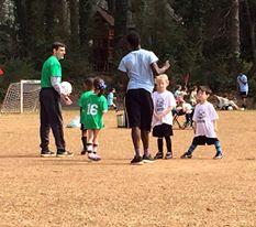 Youth Soccer had a great season.