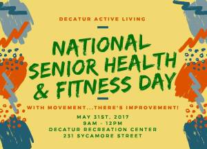 NatSenior Health and Fitness Day