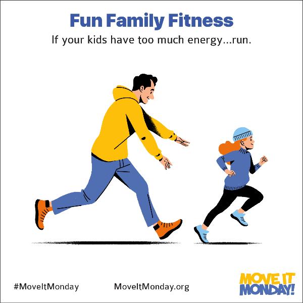 fun family fitness