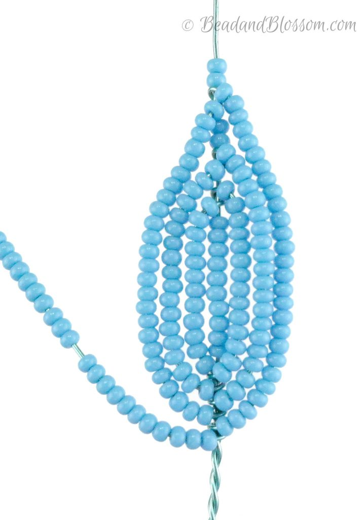 french beading tutorials - extensions
