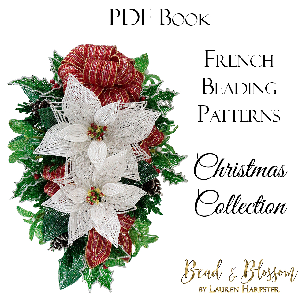 French Beading Patterns: Christmas Collection by Lauren Harpster PDF book