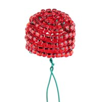 Free French Beading tutorials by Lauren Harpster