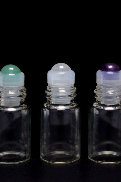 Gemstone Rollerball Bottle Inserts