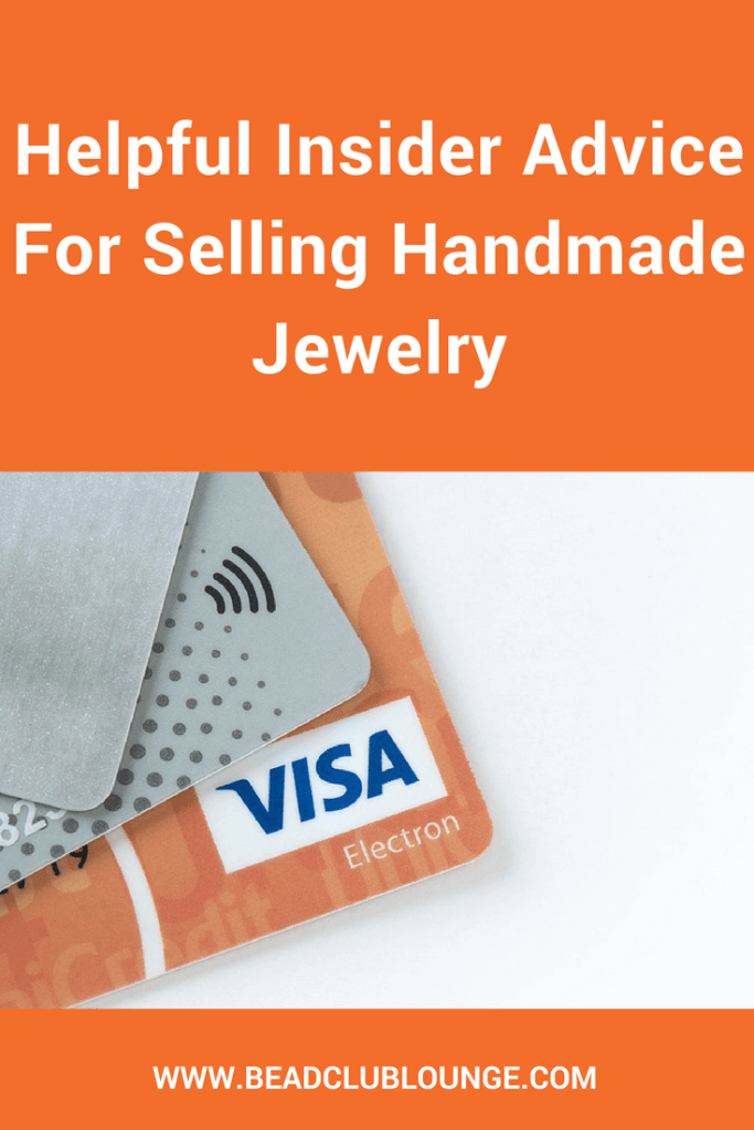 Here's some helpful insider advice for selling your handmade jewelry. Use these tips to avoid the mistakes most people make.