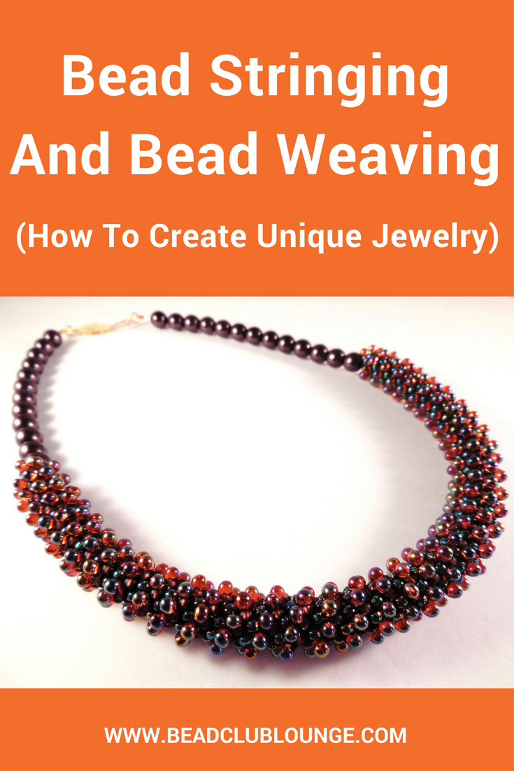 Want inspiration for how to make your beaded jewelry more fun? Use these simple bead stringing ideas to create unique bracelets and necklaces. Click here for the tutorial. via beadclublounge.com