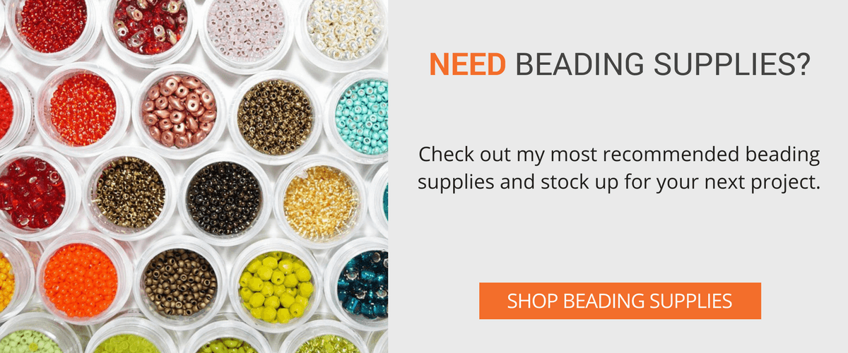 Shop recommended beading supplies from The Bead Club Lounge Amazon Shop.