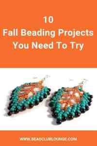 a5b2b3f8f6dd5 10 Fun Fall Beading Projects You Need To Try - The Bead Club Lounge